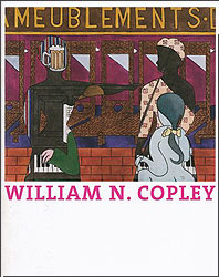 Buchtitel: William Copley